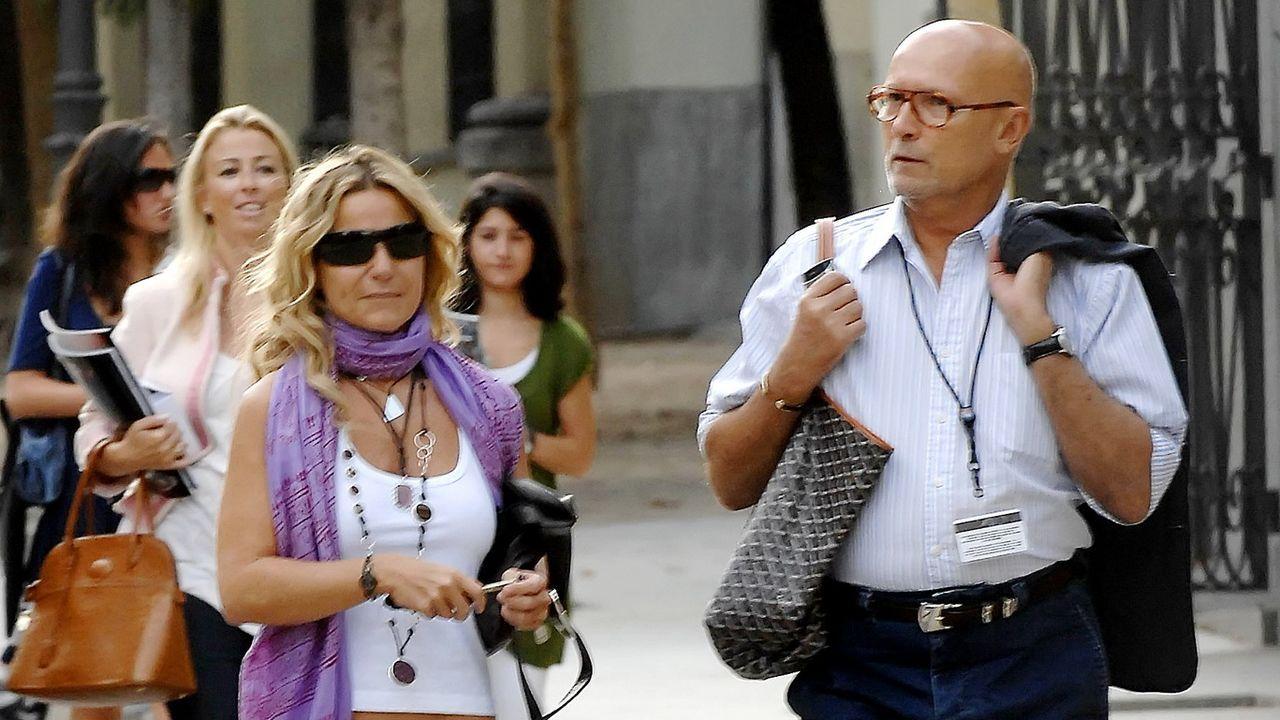En el año 2007 junto a Eugenia Martínez de Irujo