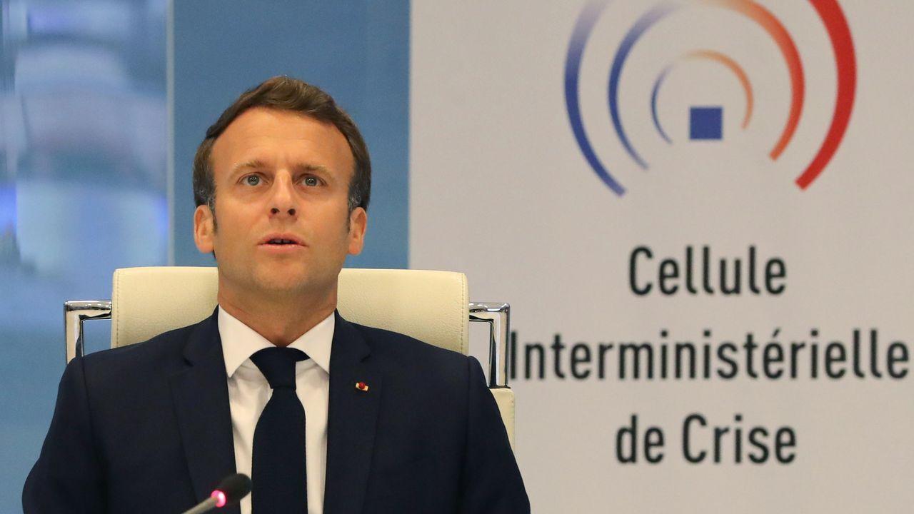 Francia registró en las últimas 24 horas 483 nuevas muertes debido al ajuste en datos de residencias