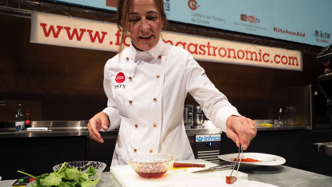 María Solivellas (Ca Na Toneta - Regencós, Mallorca): «Me fui a vivir al campo, conecté con el territorio y empecé mi cocina autodidacta hace ahora 18 años».