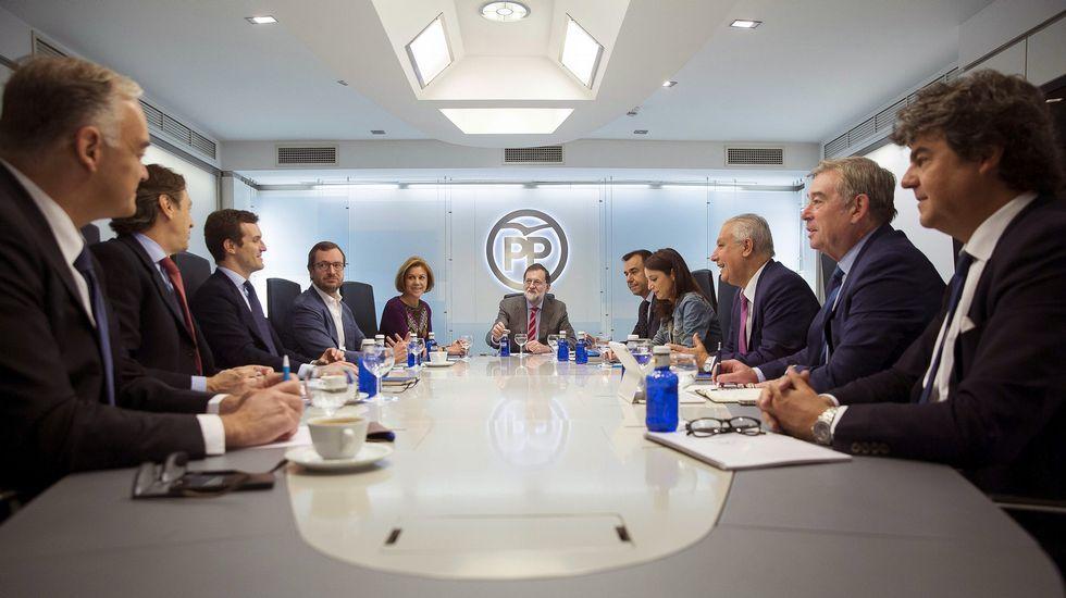 Rajoy descarta un adelanto electoral tras la victoria de Sánchez