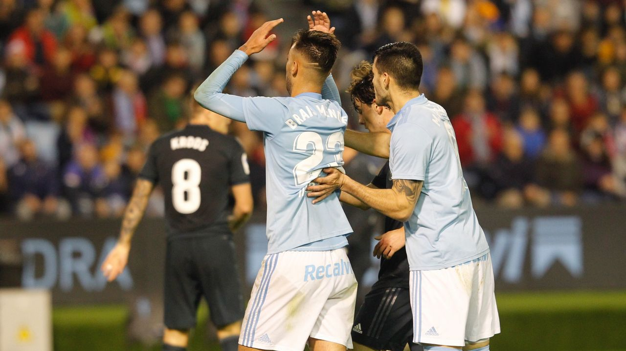Las imágenes de la vuelta de los dieciseisavos de la Copa ante la Real