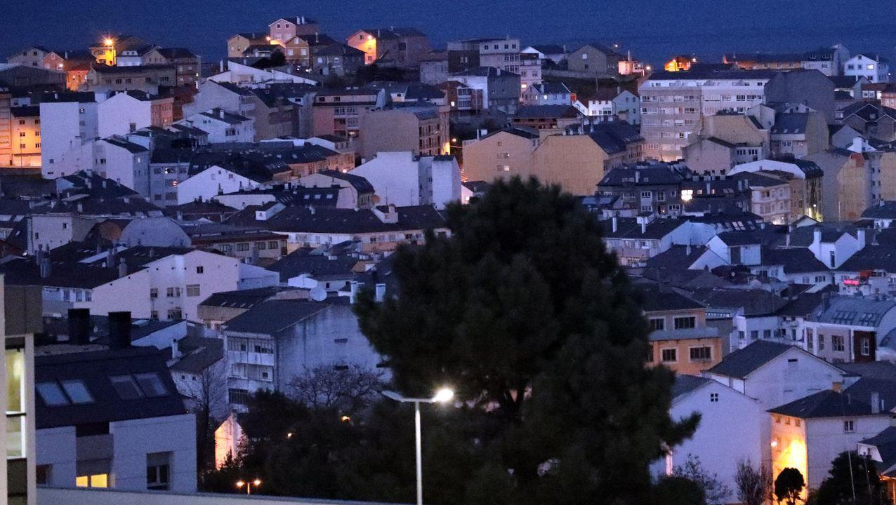 Vista de Burela, en una imagen de archivo