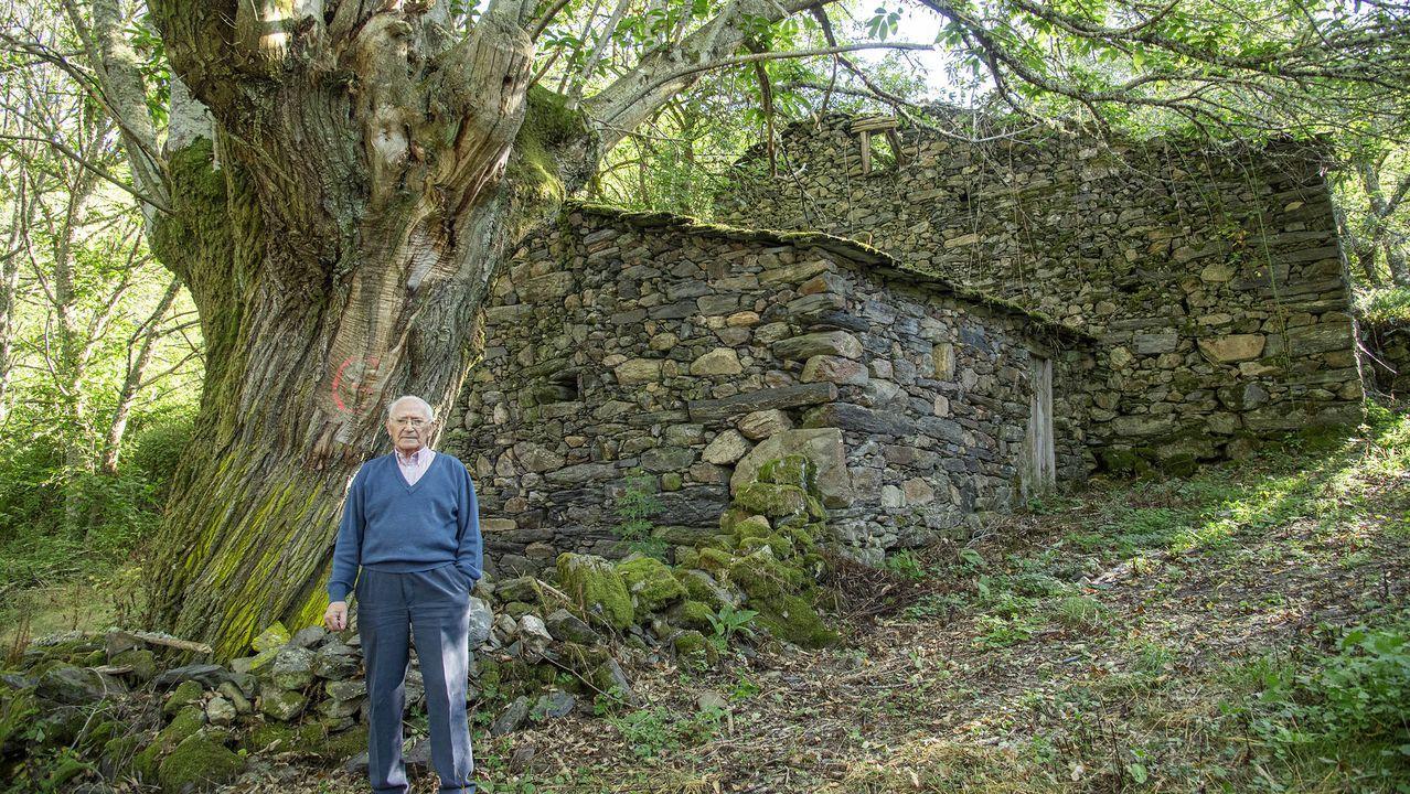 Algunos sequeiros de Vilariño pertenecieron a vecinos de Castro Caldelas y San Xoán de Río