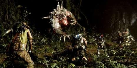 videojuego.«Evolve» permitirá al jugador unirse al lado oscuro.