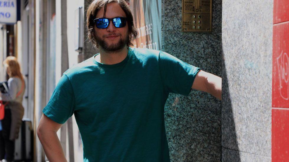 Gerardo Iglesias.El escritor