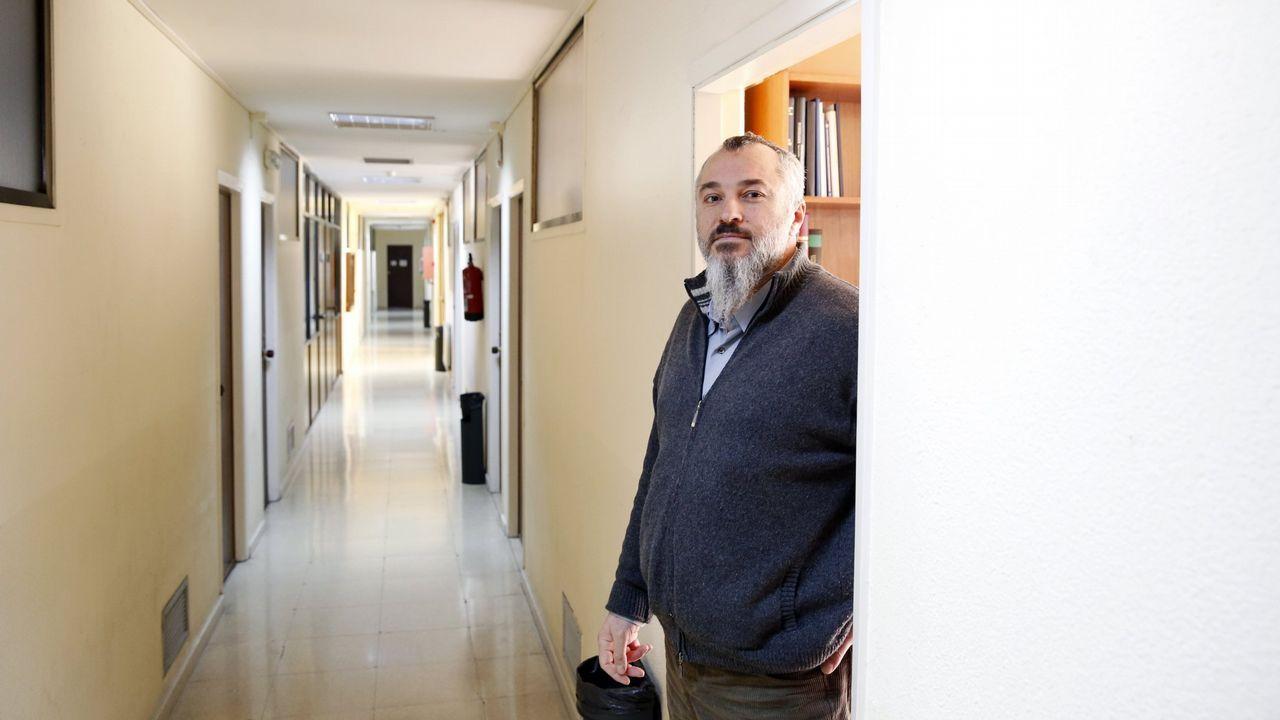 La USC abre expediente al profesor que defiende a La Manada y estudia llevar el caso a la Fiscalía
