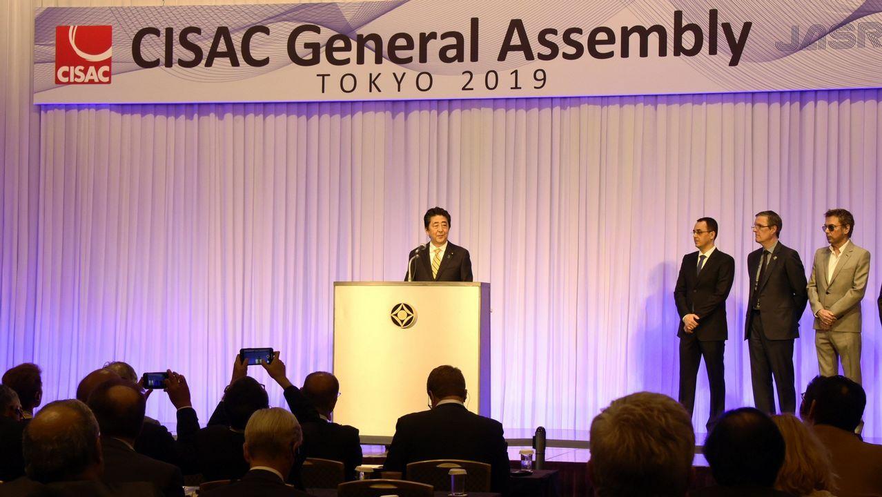 La CISAC celebró en Tokio la asamblea general en la que decidió expulsar a la SGAE