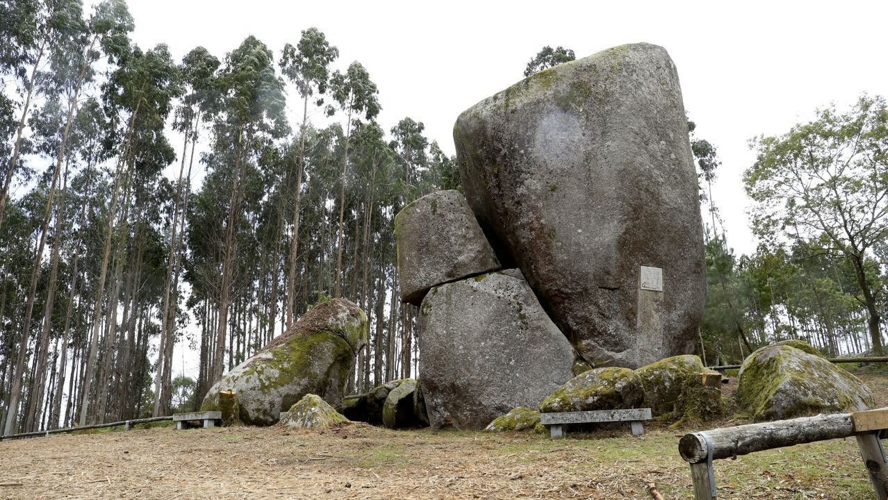 Pedra Longa, una tala polémica.Parque eólico de Muxía