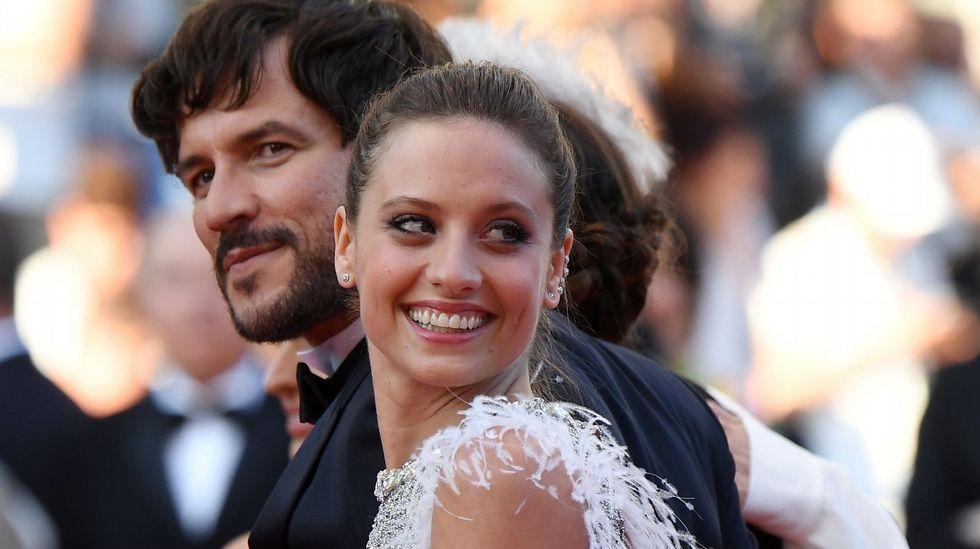 Daniel Grao y Michelle Jenner