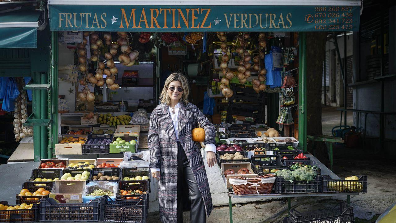 El mercado de abastos es otro de los lugares más propios en Ourense
