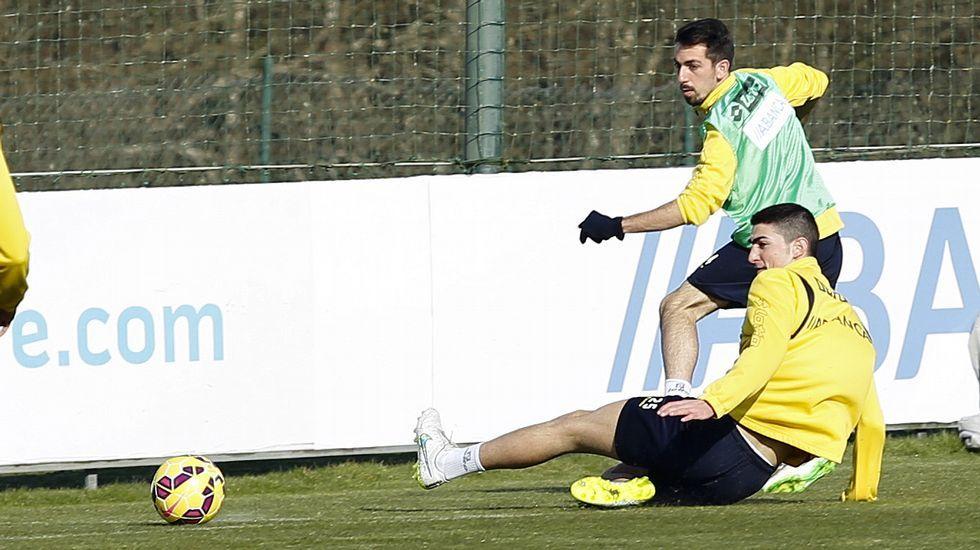 El Dépor ultima la visita al Bernabéu