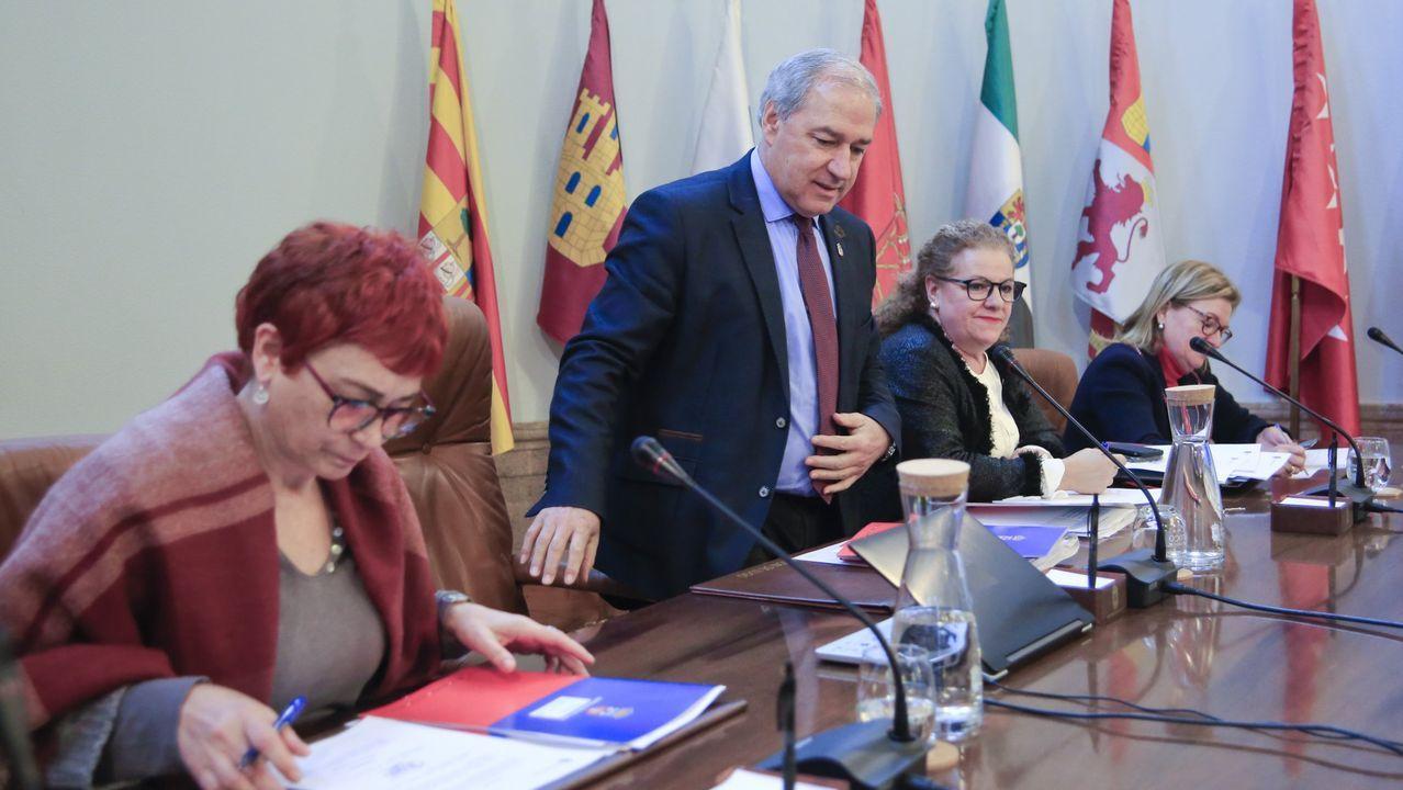 José Tomé, presidente da Deputación de Lugo
