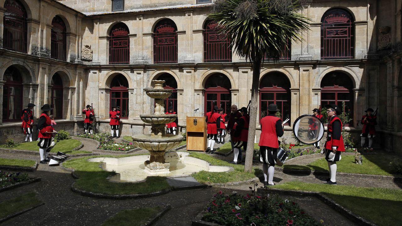 El concierto tendrá lugar en el patio del colegio de Os Mercedarios en Verín