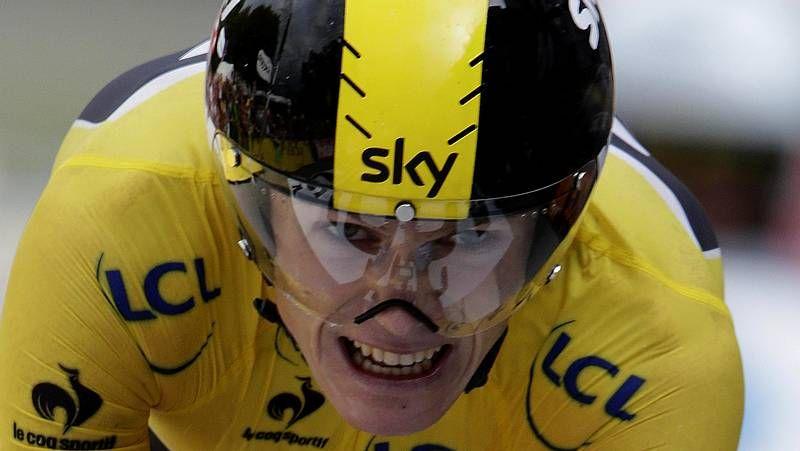 Espectacular contrarreloj en Chorges.Purito ganó la contrarreloj entre Cambados y Pontevedra de la pasada edición de la Vuelta.
