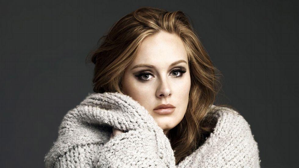 Adele, en una imagen promocional