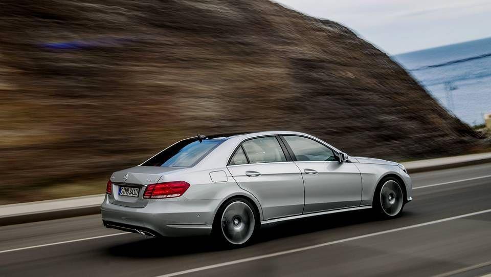 Imágenes del nuevo Mercedes Clase E.estilo juvenil y desenfadado para un coche de ciudad