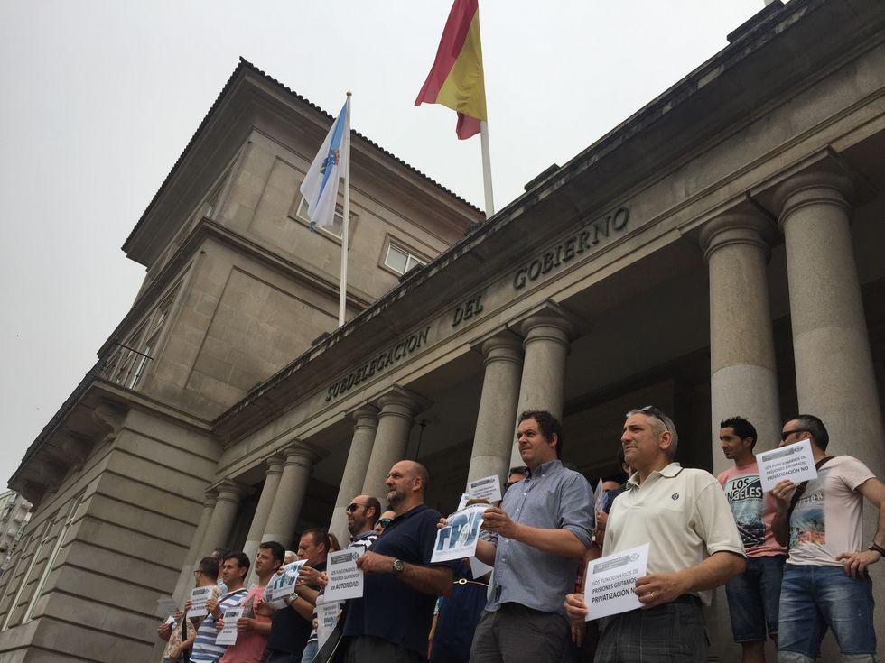 El yihadista detenido el miércoles en Madrid preparaba un atentado.Centro penitenciario de Asturias