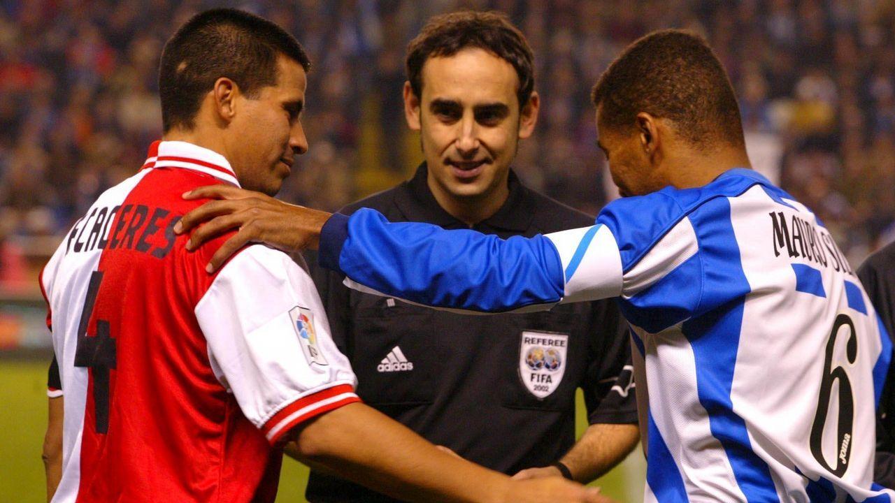 Celebrando la Copa del Centenariazo