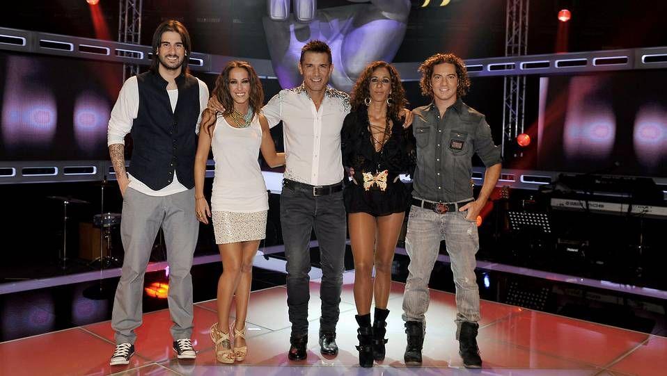 Descubre a los concursantes de «¡Mira quién salta!», el nuevo programa de Telecinco