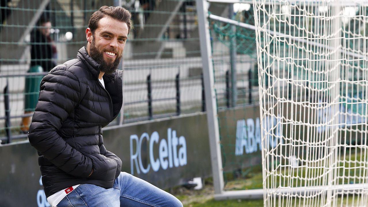 Sergio ya es hijo predilecto de Catoira