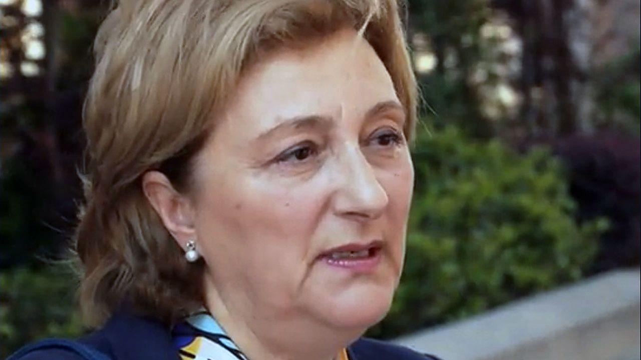 La nueva delegada del Gobierno, Delia Losa
