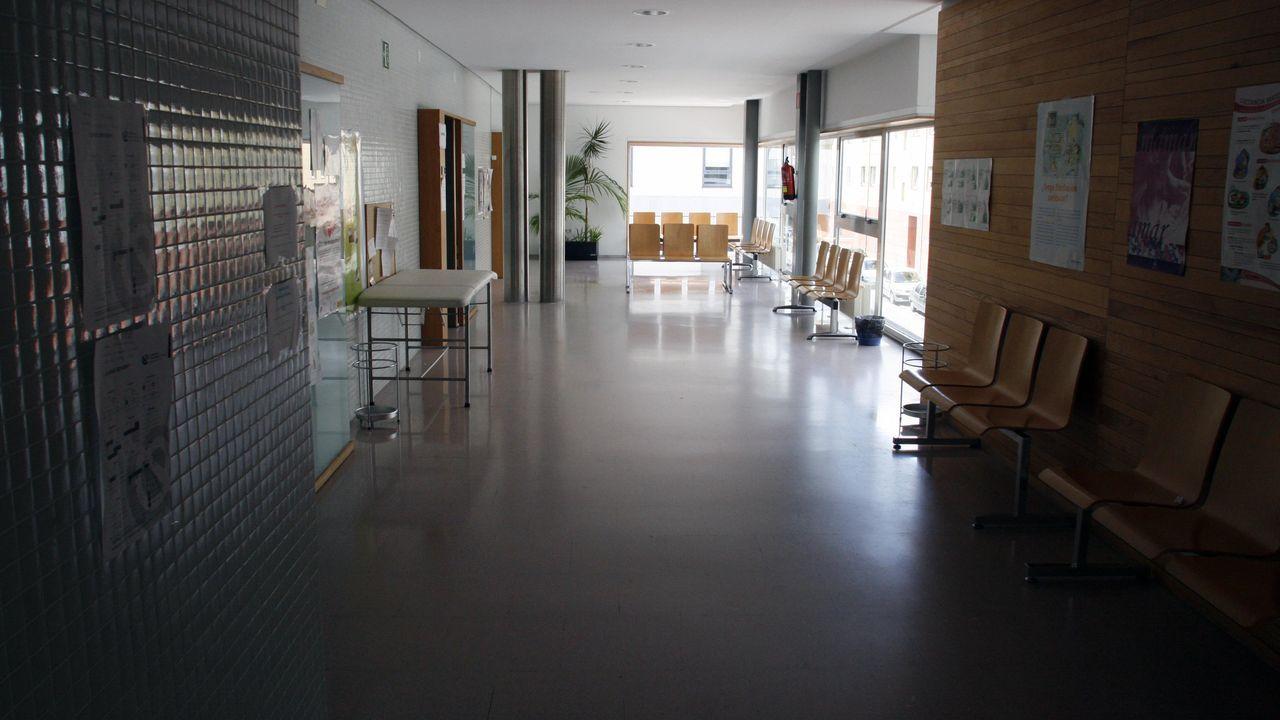 Imagen de archivo del centro de salud de Santa Cruz