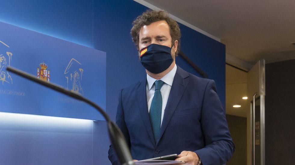 Pedro Sánchez, durante su intervencion en la primera sesión de control al Ejecutivo tras el fin del estado de alarma