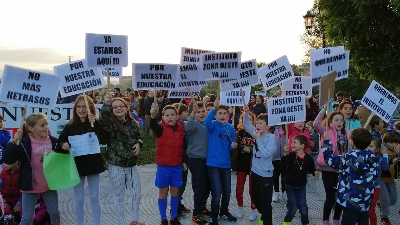 La oficialidá, una lucha intergeneracional.Monte Naranco, Oviedo