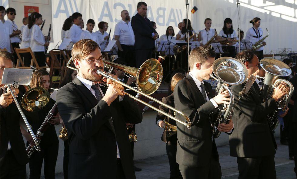 Ayer se desarrolló la primera jornada del certamen musical de bandas de Matamá.