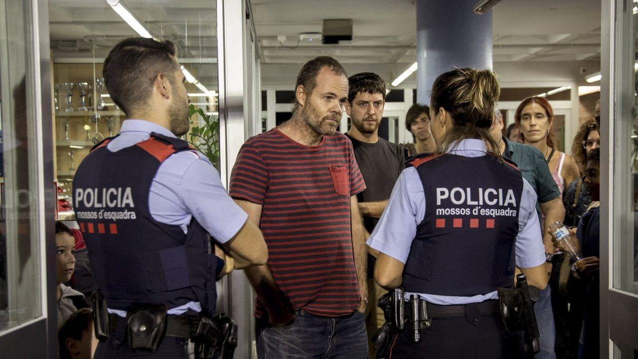 En streaming, la comparecencia de Puigdemont