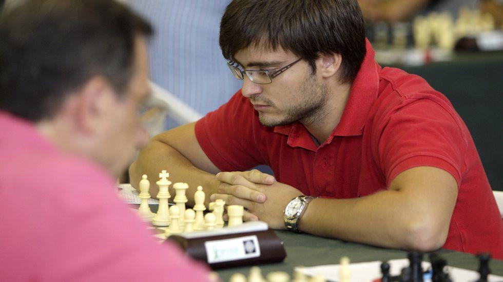 Antonio Pazos venció en Padrón