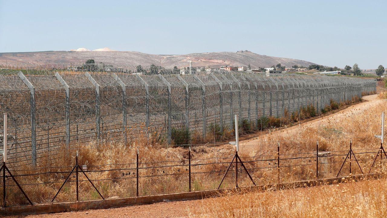 Los ataques en la frontera entre Líbano e Israel ponen en peligro el alto el fuego vigente en la zona desde 2006,