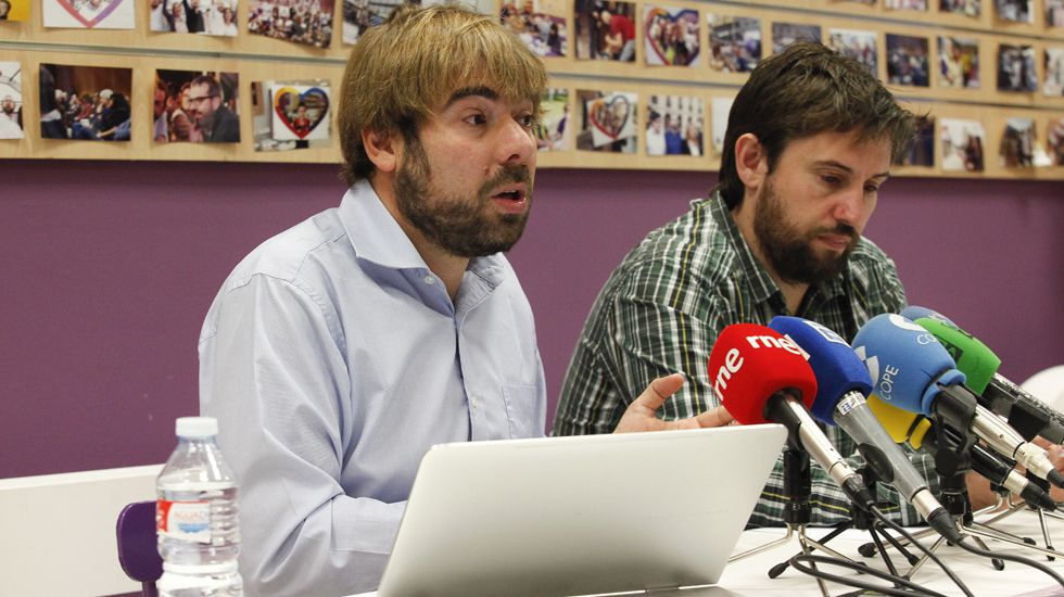 Daniel Ripa y Javier Pintado