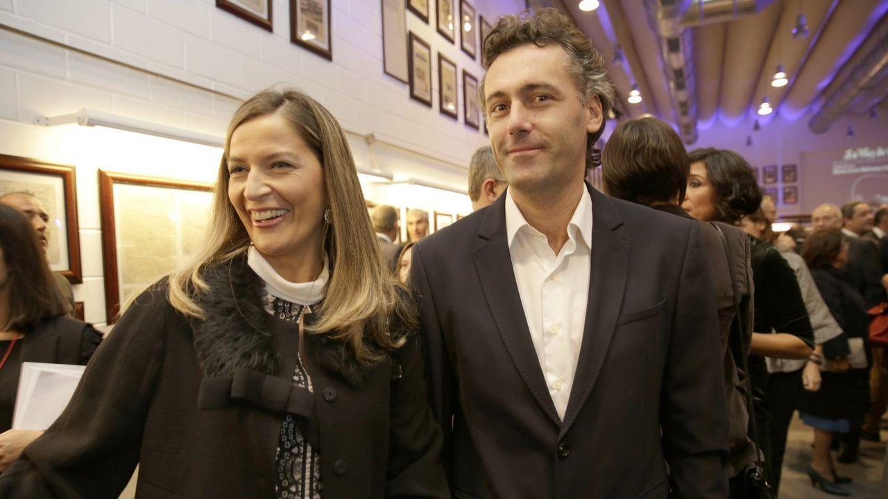 Enma Lustres y Borja Pena fundaron Vaca Films en 2003