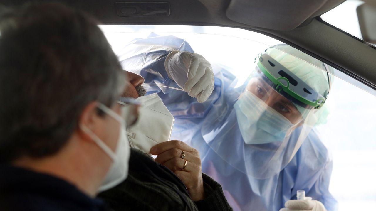 En directo: Feijoo comparecepara informar de las medidas acordadas en el comité clínico.Cribado masivo en A Illa