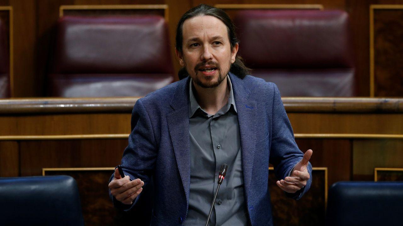 La crisis sanitaria inicia el mes de junio con desigualdades en los distintos países y territorios.Pablo Iglesias