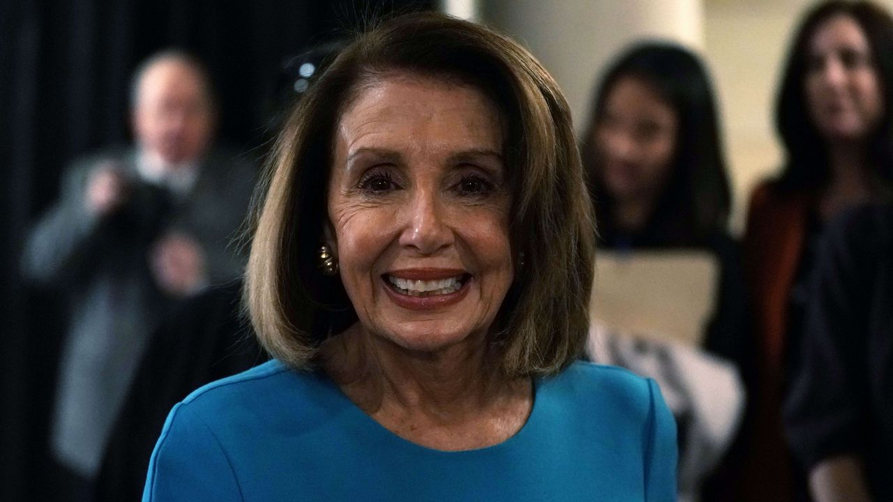 Nancy Pelosi ostenta un escaño en el Capitolio desde 1987