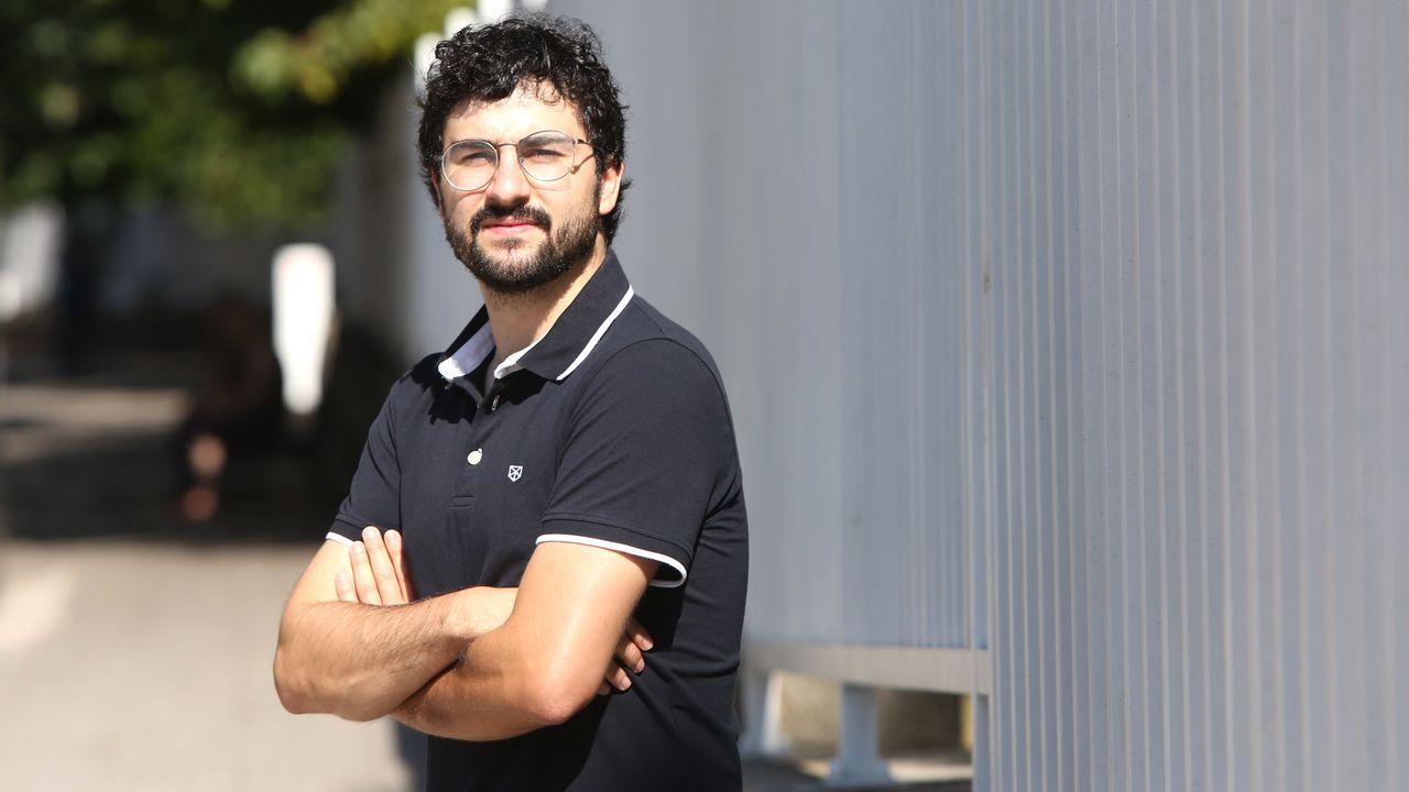 El rector de la UDC, Julio Abalde, inaugura las jornadas sobre fabricación aditiva este viernes en el campus