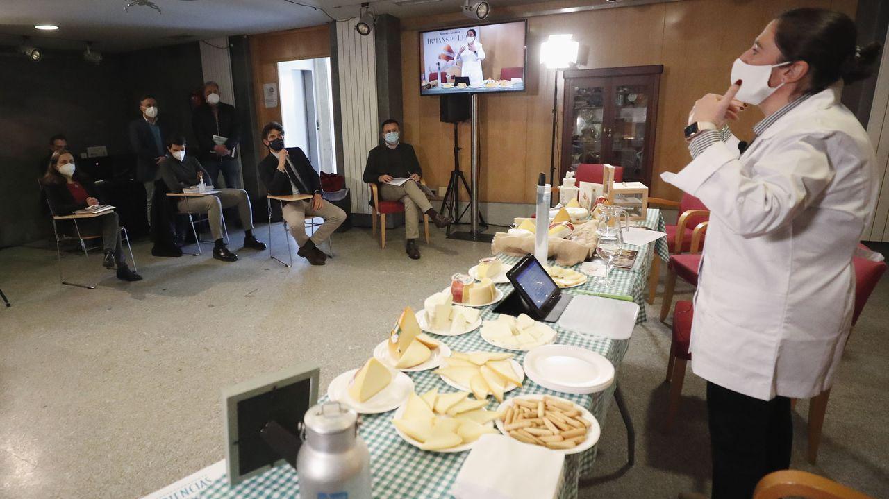 La jornada  técnica de Palas contó con la participación de varios productores