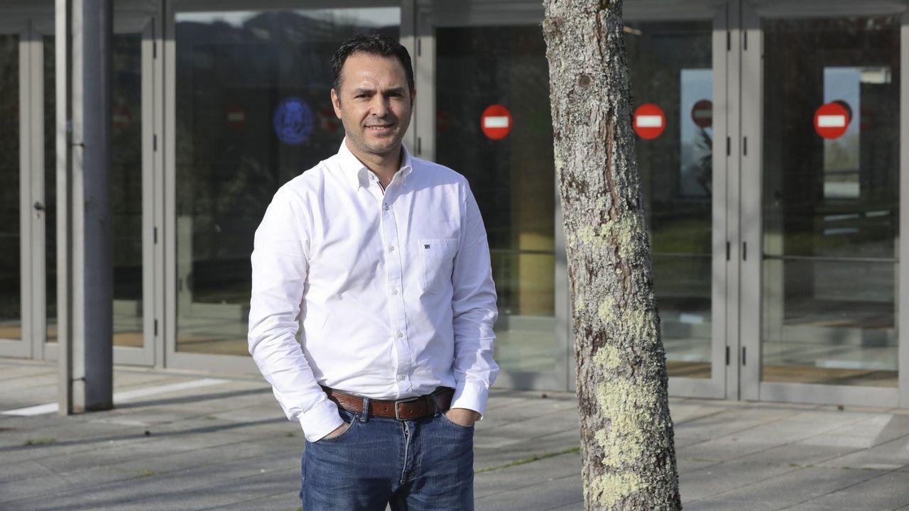 Antonio Rial,profesor de psicología de la USC