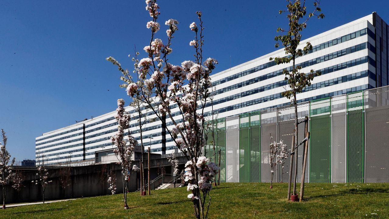 El Hospital Universitario Central de Asturias (HUCA)