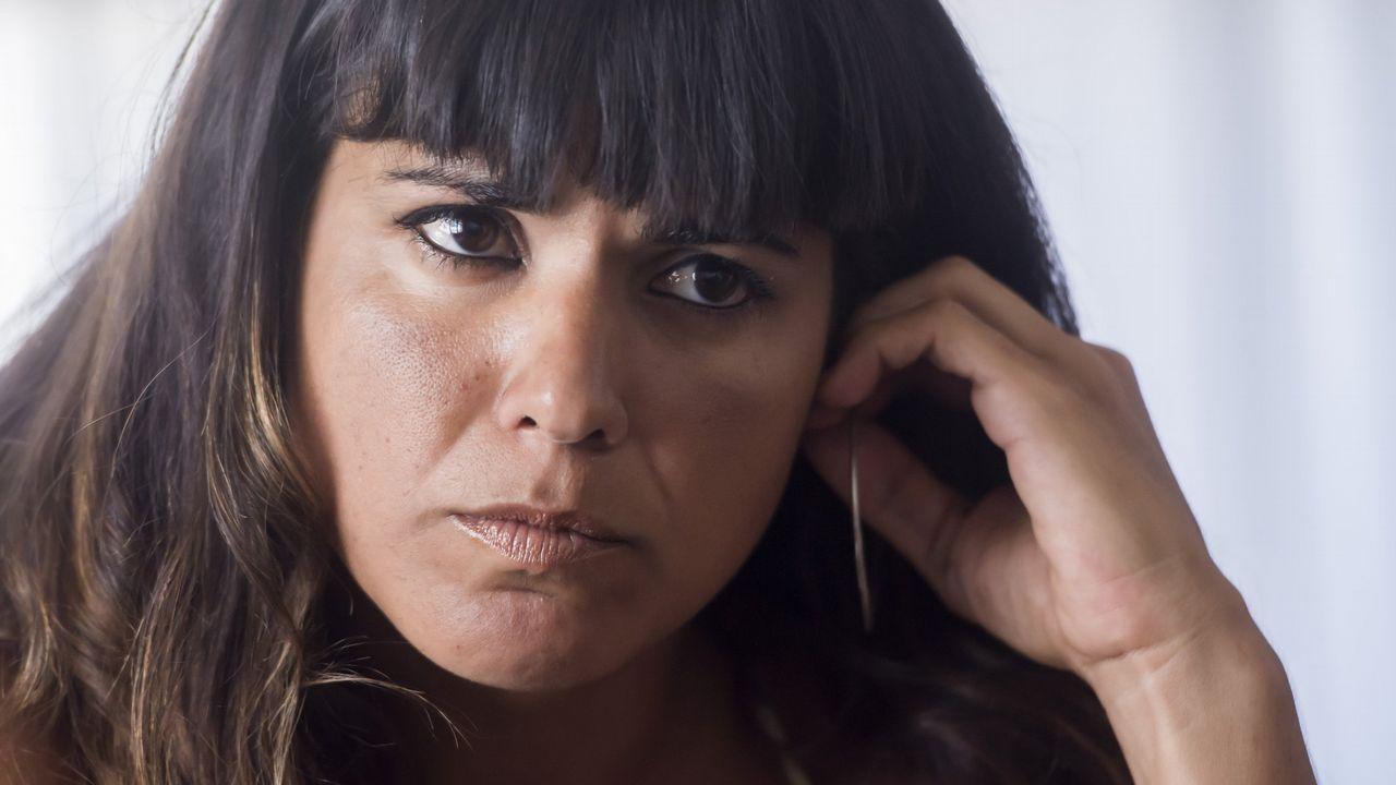 Teresa Rodríguez, coordinadora andaluza de Podemos