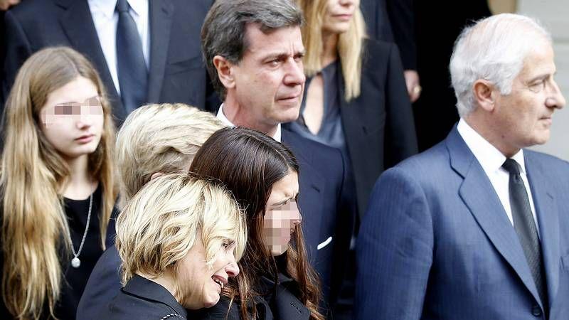 Emoción en el funeral por la duquesa de Alba
