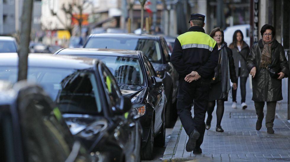 El administrador de Véndex no declara ante De Lara.Solo los residentes autorizados pueden aparcar en las calles de la Ciudad Vieja.