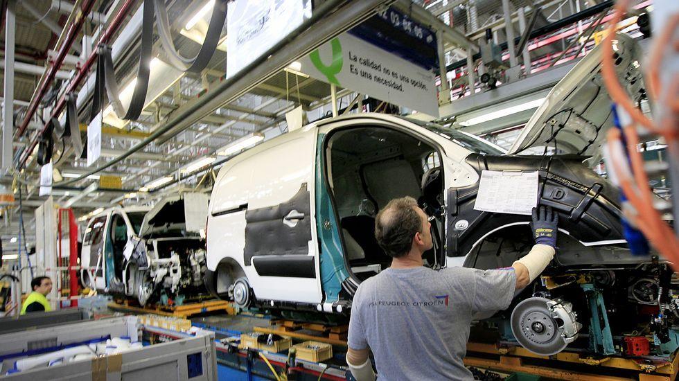 Los portales especializados en exclusivas del motor difunden la imagen de este vehículo que, supuestamente, será el futuro Peugeot 2008 que la planta de PSA Vigo lanzará el año que viene y que tendrá en el 2020 su versión eléctrica