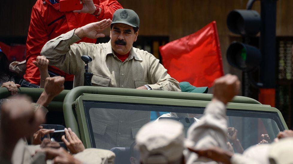 Nicolás Maduro convoca una Asamblea Nacional Constituyente en Venezuela