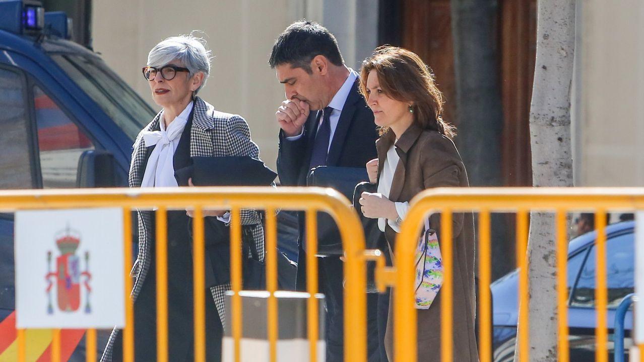 | EUROPA PRESS.Junqueras y Puigdemont mantienen un enfrentamiento personal desde que compartían escaño