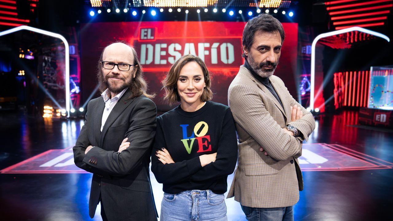 Mónica Arama, natural de Paradela, presentó en el Congreso su proyecto para ser consejera de RTVE