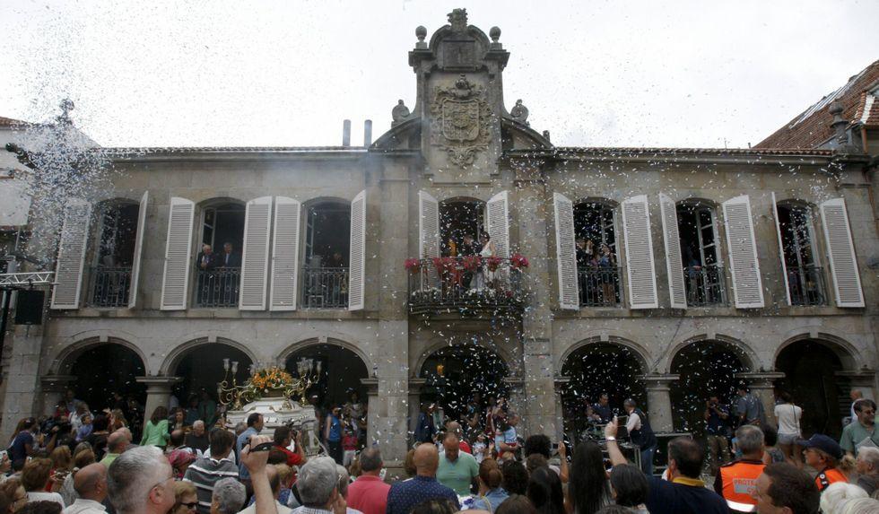 La ciudad se volcó con los triatletas en pruebas como el Campeonato de España del 2012.