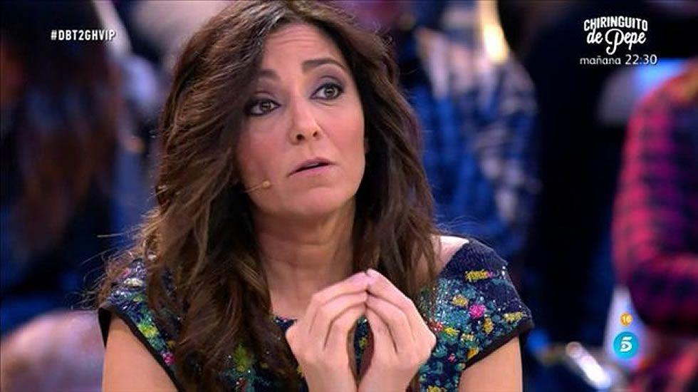 Belén Roca al Pequeño Nicolás: «Tú a mí no me gustas»